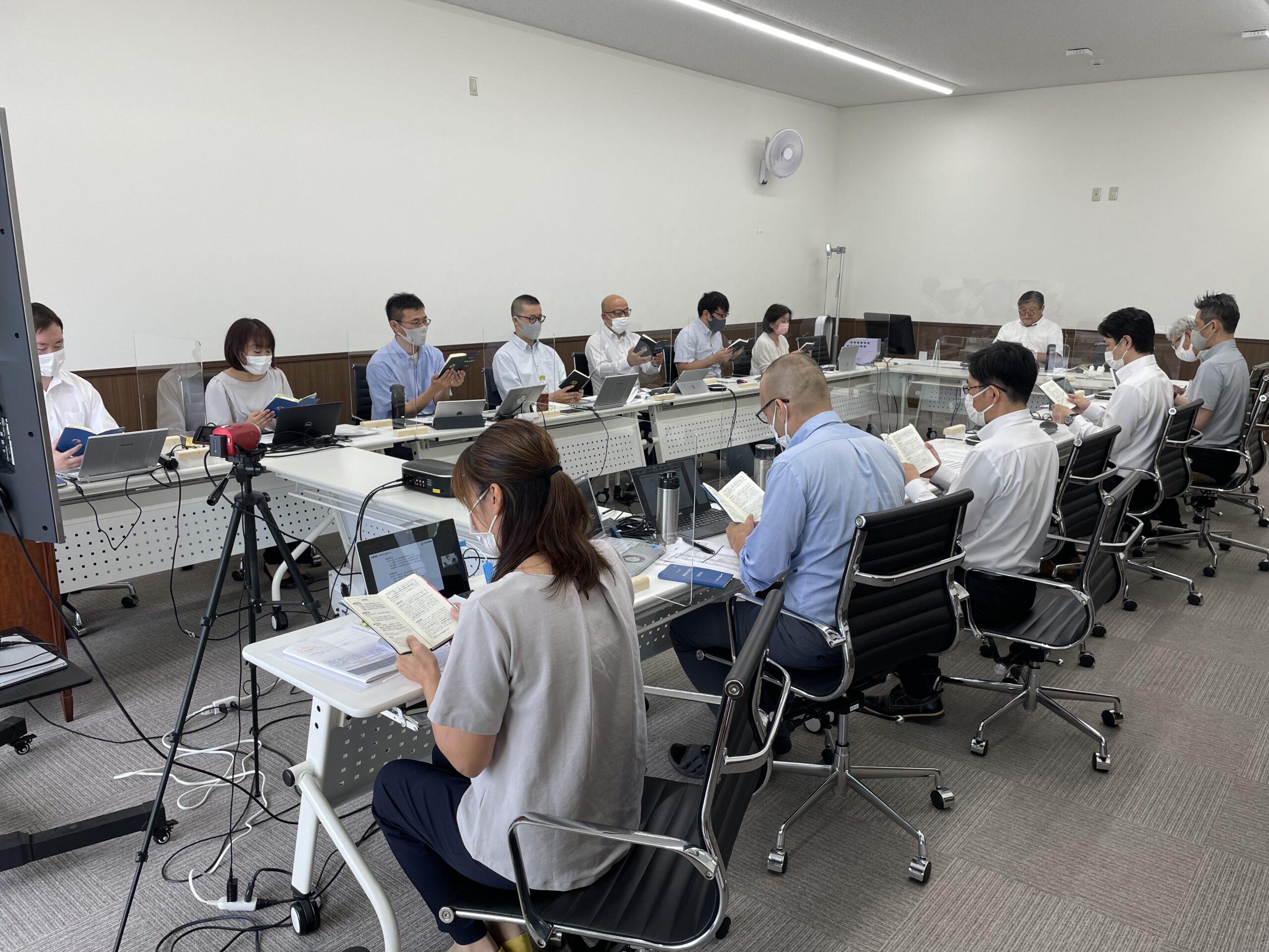 第13期 エンビプロ グループ経営計画発表会を行いました