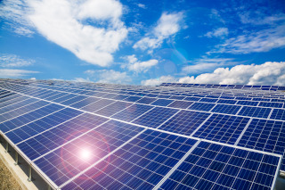 再生可能エネルギー電力100%(FIT電力含む)のRE100工場がスタート