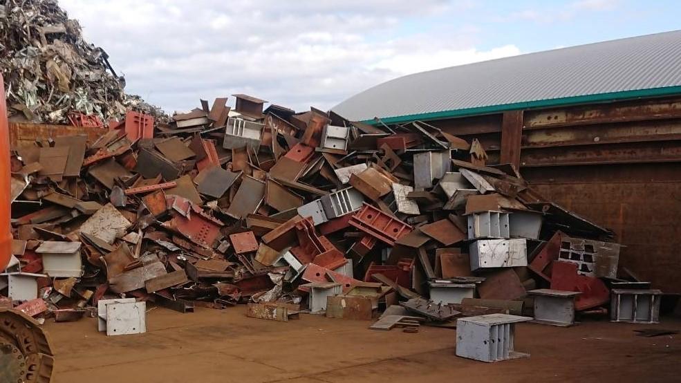 鉄スクラップ事業の集荷拠点拡張 NEWSCON名古屋港ヤード拡張のお知らせ